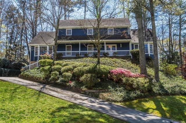 145 Old College Way, Sandy Springs, GA 30328 (MLS #6861655) :: North Atlanta Home Team