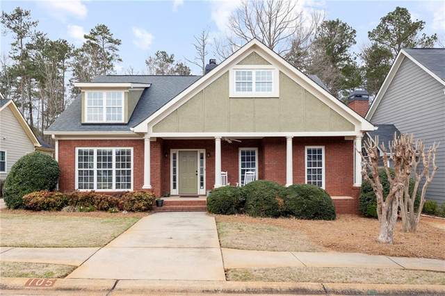 105 Cottage Grove, Peachtree City, GA 30269 (MLS #6861682) :: Lucido Global
