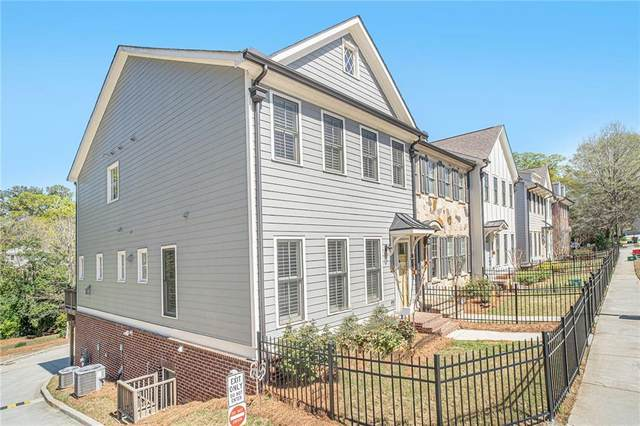 1214 Church Street, Decatur, GA 30030 (MLS #6861697) :: RE/MAX Prestige