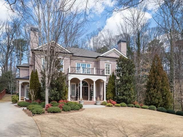 3875 Stratford Walk Circle NE, Atlanta, GA 30342 (MLS #6861699) :: North Atlanta Home Team
