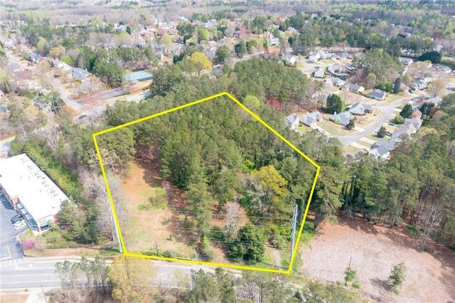 2520 Baker Road NW, Acworth, GA 30101 (MLS #6861731) :: The Cowan Connection Team