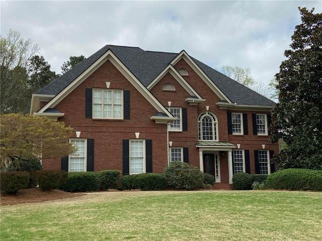 495 The Hermitage Drive, Milton, GA 30004 (MLS #6861759) :: The Butler/Swayne Team