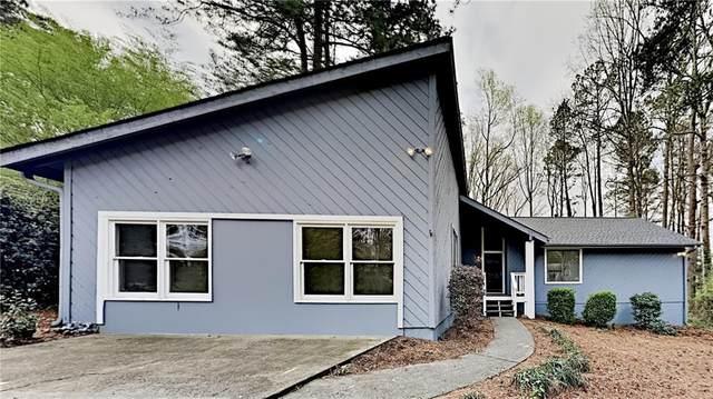 1309 Wood Park Drive NW, Kennesaw, GA 30152 (MLS #6861761) :: North Atlanta Home Team