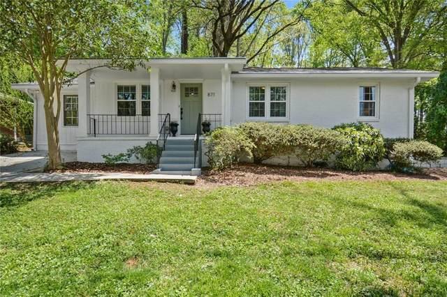 871 Gaylemont Circle, Decatur, GA 30033 (MLS #6861764) :: The Zac Team @ RE/MAX Metro Atlanta