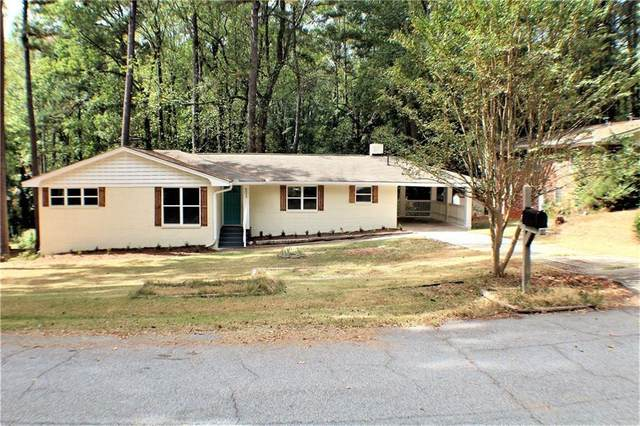 9013 Myrtle Drive, Douglasville, GA 30134 (MLS #6861771) :: Lucido Global
