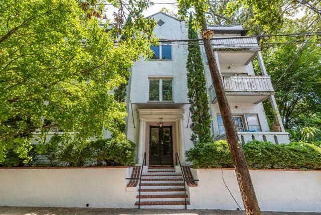 1189 Mclendon Avenue #6, Atlanta, GA 30307 (MLS #6861785) :: Good Living Real Estate