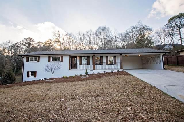219 Hillcrest Drive, Calhoun, GA 30701 (MLS #6861791) :: The Gurley Team