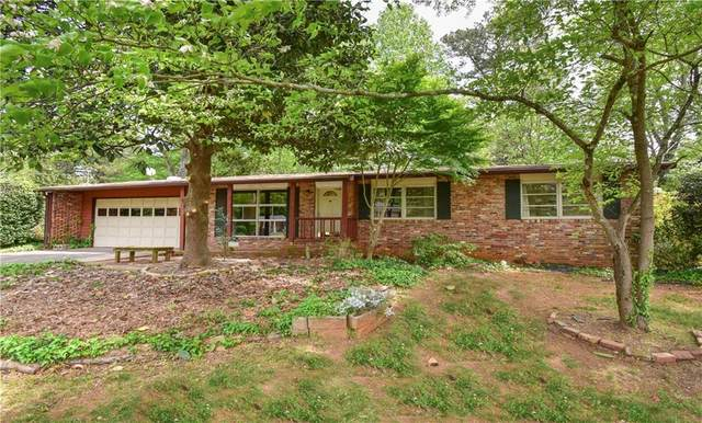 202 Hope Street NW, Marietta, GA 30064 (MLS #6861843) :: Good Living Real Estate
