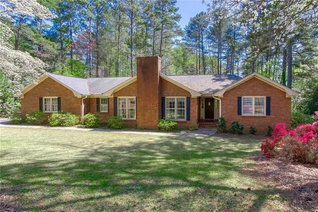 198 Crystal River Drive, Lawrenceville, GA 30043 (MLS #6861857) :: Path & Post Real Estate
