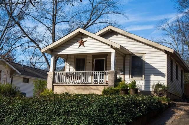 87 Rogers Street SE, Atlanta, GA 30317 (MLS #6861873) :: North Atlanta Home Team