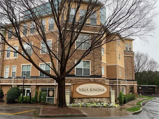 10 Perimeter Summit Boulevard NE #4144, Brookhaven, GA 30319 (MLS #6861905) :: Good Living Real Estate
