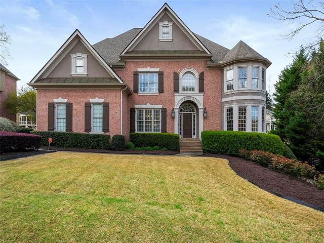 5700 Buck Hollow Drive, Alpharetta, GA 30005 (MLS #6861936) :: North Atlanta Home Team