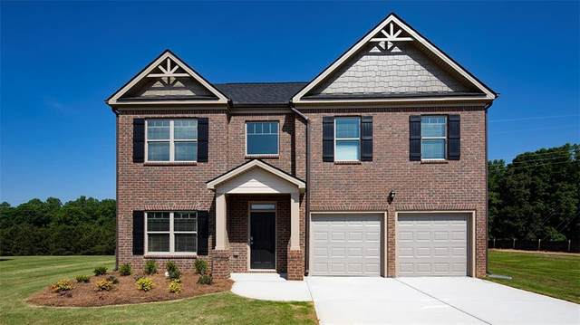 2730 Ridge Manor Drive, Dacula, GA 30019 (MLS #6861947) :: Charlie Ballard Real Estate