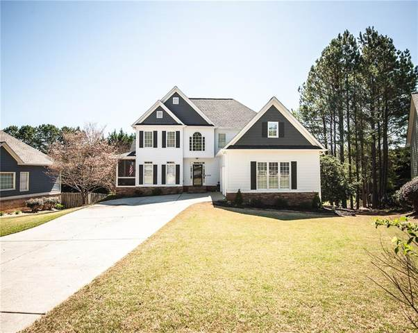 3126 Kates Court NW, Kennesaw, GA 30152 (MLS #6861962) :: North Atlanta Home Team