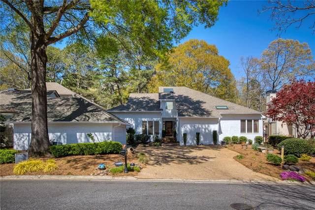 2600 Links End, Roswell, GA 30076 (MLS #6861967) :: AlpharettaZen Expert Home Advisors