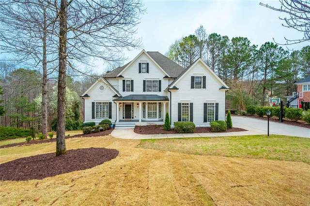 935 Post Oak Close, Milton, GA 30004 (MLS #6861976) :: AlpharettaZen Expert Home Advisors