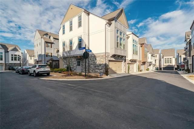 117 Bastille Way, Smyrna, GA 30080 (MLS #6861984) :: North Atlanta Home Team