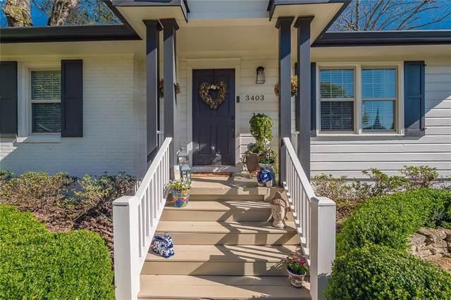 3403 Ridgecrest Road SE, Smyrna, GA 30080 (MLS #6861989) :: North Atlanta Home Team