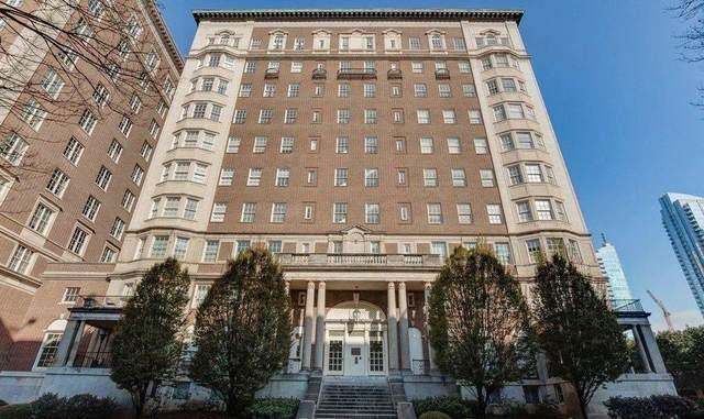 30 5th Street NE #101, Atlanta, GA 30308 (MLS #6862045) :: Evolve Property Group