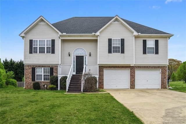 353 Peggy Meadows Way, Douglasville, GA 30134 (MLS #6862049) :: Oliver & Associates Realty