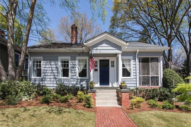 1252 Mansfield Avenue NE, Atlanta, GA 30307 (MLS #6862059) :: The Zac Team @ RE/MAX Metro Atlanta