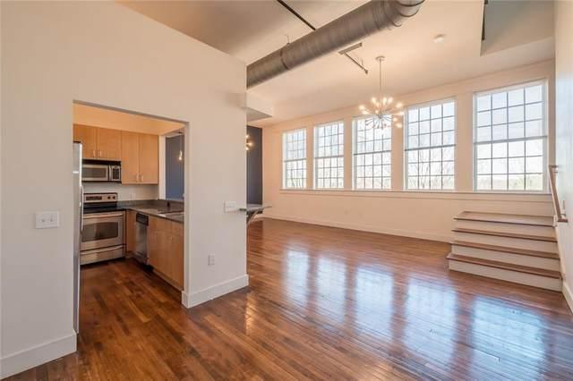 600 College Street #207, Hapeville, GA 30354 (MLS #6862065) :: AlpharettaZen Expert Home Advisors