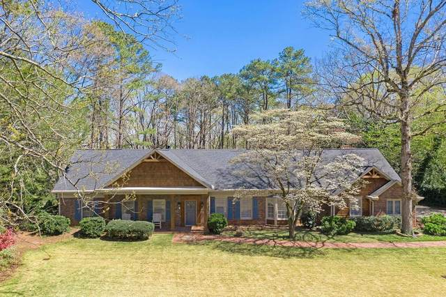 8875 Huntcliff Trace, Sandy Springs, GA 30350 (MLS #6862089) :: Rock River Realty