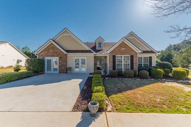 120 Ellington Drive, Jefferson, GA 30549 (MLS #6862096) :: Path & Post Real Estate