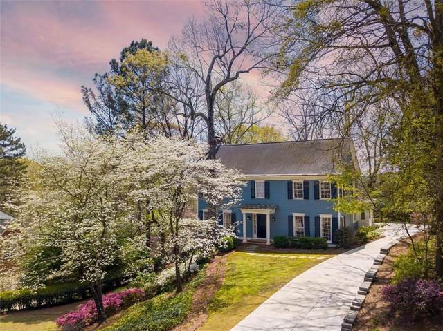 2928 Vinings Forest Way SE, Atlanta, GA 30339 (MLS #6862106) :: North Atlanta Home Team