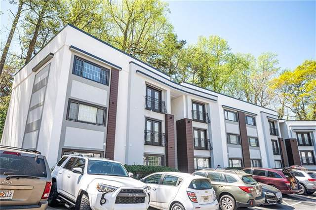 1445 Monroe Drive NE B1, Atlanta, GA 30324 (MLS #6862107) :: North Atlanta Home Team