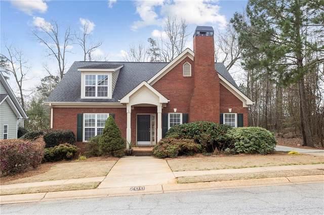 200 Pickets Row, Peachtree City, GA 30269 (MLS #6862145) :: North Atlanta Home Team