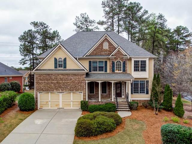 6000 Addington Drive NW, Acworth, GA 30101 (MLS #6862158) :: North Atlanta Home Team