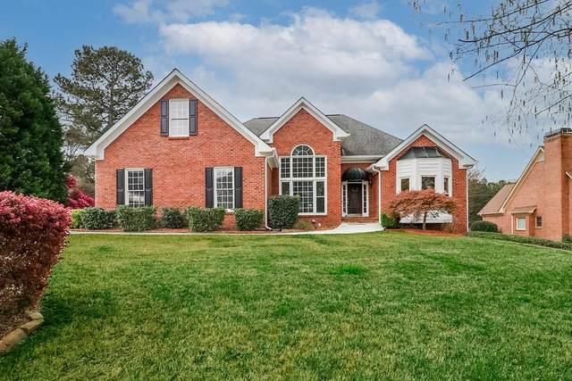 935 Hillside Mill Drive, Grayson, GA 30017 (MLS #6862173) :: RE/MAX Center