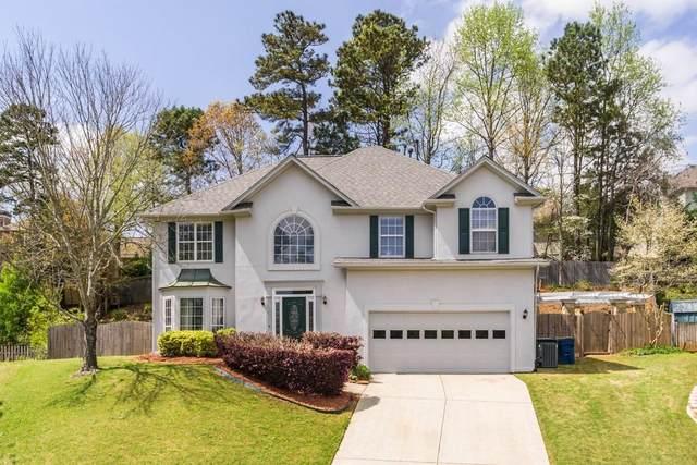 135 Bexar Court, Alpharetta, GA 30022 (MLS #6862178) :: North Atlanta Home Team
