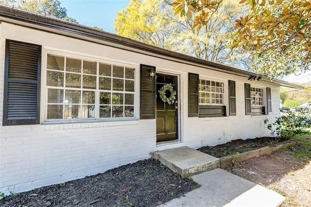 205 Roxbury Drive, Riverdale, GA 30274 (MLS #6862240) :: Compass Georgia LLC