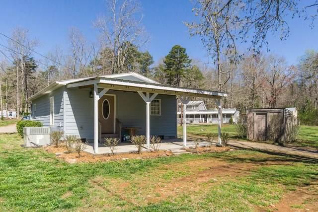 211 Arborview Drive, Dahlonega, GA 30533 (MLS #6862250) :: The Hinsons - Mike Hinson & Harriet Hinson