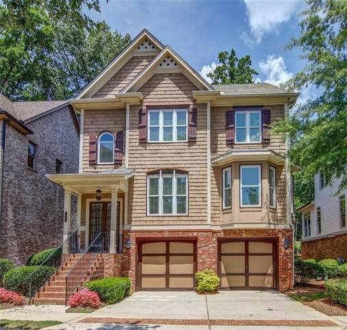 7985 Magnolia Square, Sandy Springs, GA 30350 (MLS #6862253) :: North Atlanta Home Team