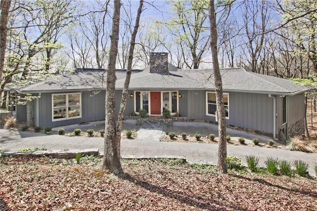 450 Little Hendricks Mountain Road, Jasper, GA 30143 (MLS #6862261) :: North Atlanta Home Team