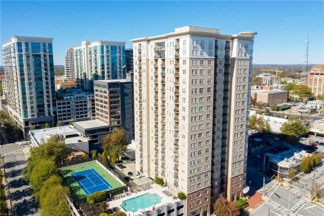 325 E Paces Ferry Road NE #1803, Atlanta, GA 30305 (MLS #6862274) :: AlpharettaZen Expert Home Advisors