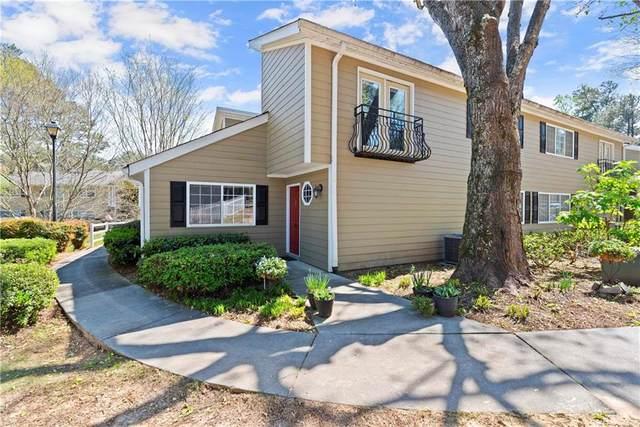 1468 Briarwood Road NE #2008, Brookhaven, GA 30319 (MLS #6862309) :: Oliver & Associates Realty