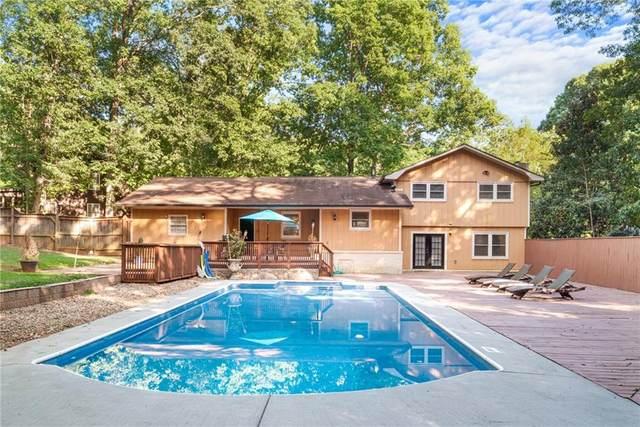 3307 Pointe Bleue Court, Decatur, GA 30034 (MLS #6862345) :: North Atlanta Home Team