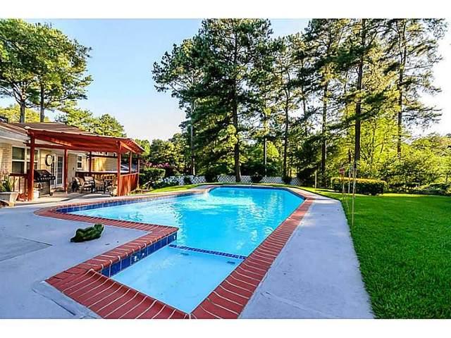 1283 June Drive, Decatur, GA 30035 (MLS #6862347) :: North Atlanta Home Team