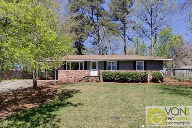 700 Stewart Circle NW, Marietta, GA 30064 (MLS #6862350) :: The Cowan Connection Team