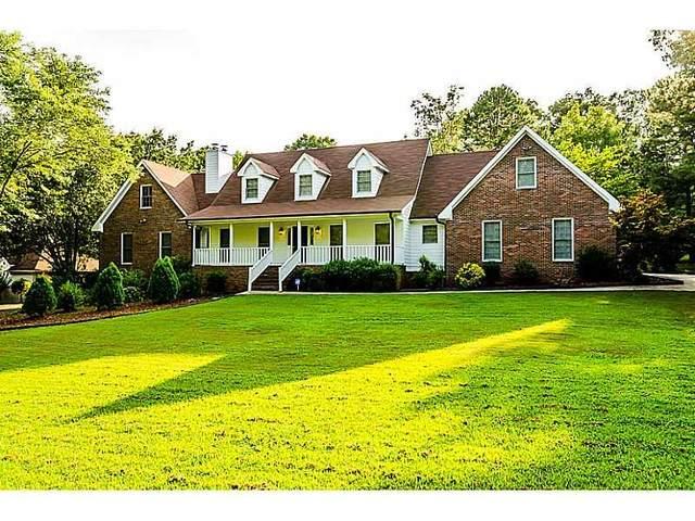 1195 Vineyard Drive SE, Conyers, GA 30013 (MLS #6862353) :: North Atlanta Home Team