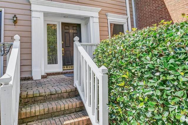 7500 Roswell Road #33, Sandy Springs, GA 30350 (MLS #6862366) :: North Atlanta Home Team