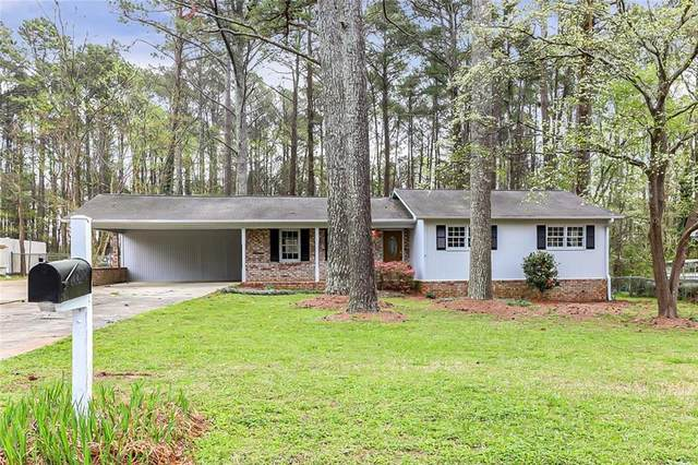 1030 Tanglewood Trail, Woodstock, GA 30189 (MLS #6862376) :: North Atlanta Home Team