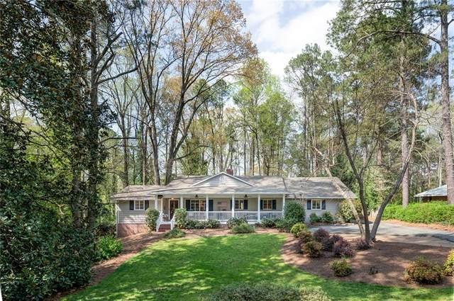 634 Walnut Drive SW, Marietta, GA 30064 (MLS #6862377) :: North Atlanta Home Team