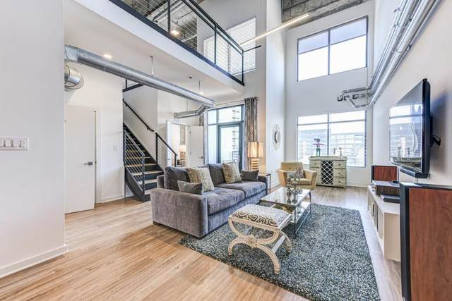 260 18th Street NW #10307, Atlanta, GA 30363 (MLS #6862402) :: Oliver & Associates Realty