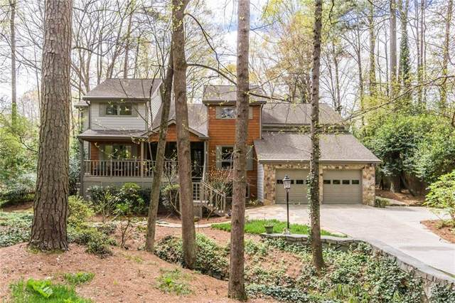 3458 Turtle Cove Court SE, Marietta, GA 30067 (MLS #6862432) :: North Atlanta Home Team