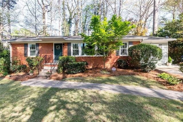 3569 Vanet Road, Chamblee, GA 30341 (MLS #6862434) :: Thomas Ramon Realty